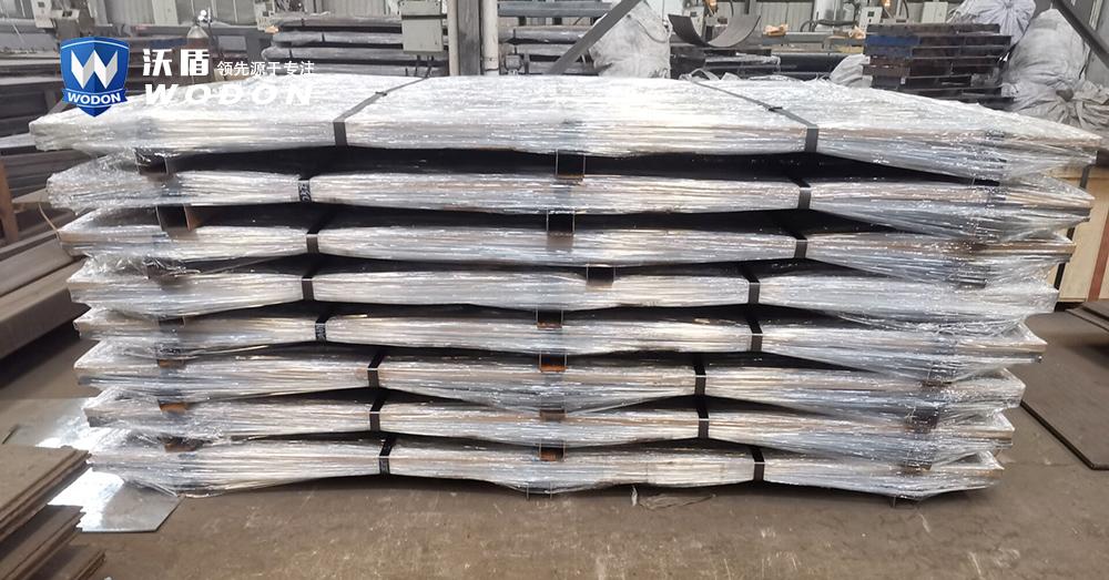 09chromium carbide overlay wear plate