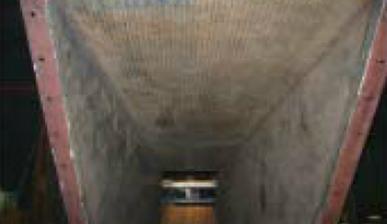 coal feeder chute