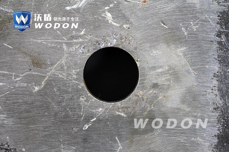 stud welding in back side5-
