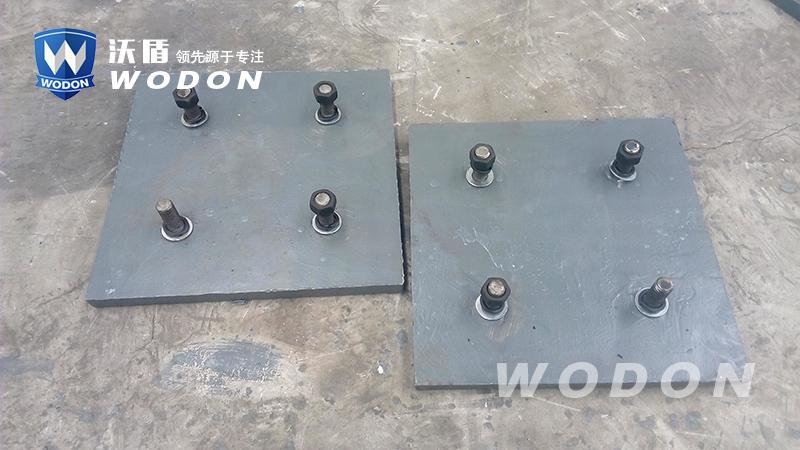 stud welding in back side8-